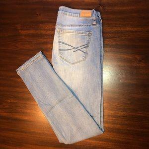 Light Wash Aeropostal Skinny Jeans